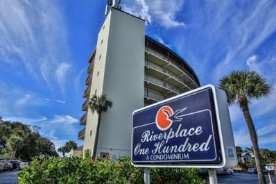100 Silver Beach Avenue UNIT 812, Daytona Beach, FL 32118 - #: 1051069
