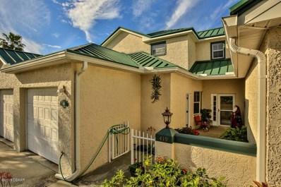 419 Bouchelle Drive, New Smyrna Beach, FL 32169 - #: 1051086