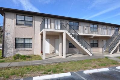 1290 9th Street UNIT 506, Daytona Beach, FL 32117 - #: 1052375
