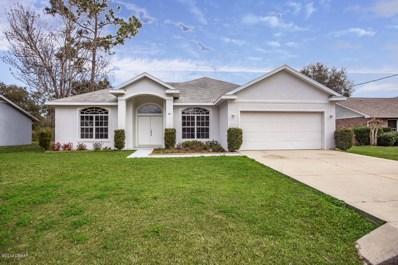 20 Westfield Lane, Palm Coast, FL 32164 - #: 1054068