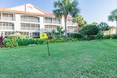 449 Bouchelle Drive UNIT 105, New Smyrna Beach, FL 32169 - #: 1058864