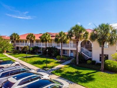 406 Bouchelle Drive UNIT 205, New Smyrna Beach, FL 32169 - #: 1058909