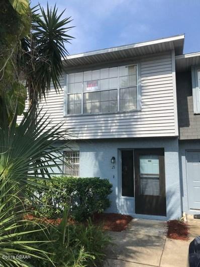 175 Yorktowne Drive UNIT 21, Daytona Beach, FL 32119 - #: 1059871