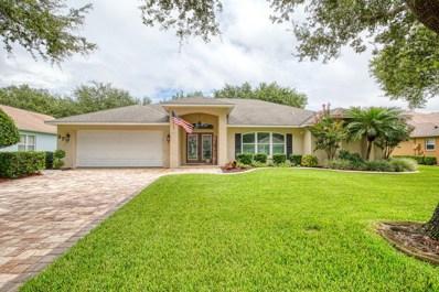 37 Lakebluff Drive, Ormond Beach, FL 32174 - #: 1060720