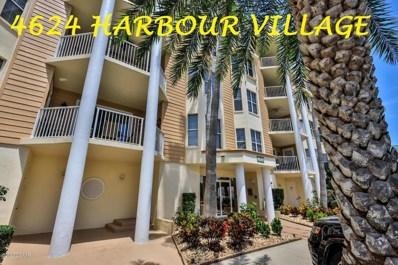 4624 Harboour Village Boulevard UNIT 4405, Ponce Inlet, FL 32127 - #: 1061211
