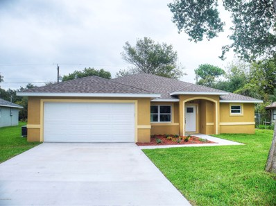 1407 Travelers Palm Drive, Edgewater, FL 32132 - #: 1061643