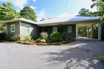 316 Hilltop Drive, Santa Rosa Beach, FL 32459 - #: 805450