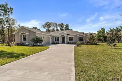 60 Riverbend Drive, Palm Coast, FL 32137 - #: 246201