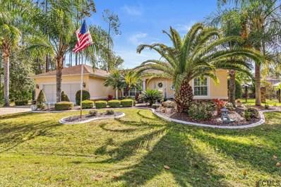 7 Edgemont Place, Palm Coast, FL 32137 - #: 246607