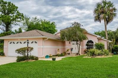 4 Corona Court, Palm Coast, FL 32137 - #: 247155
