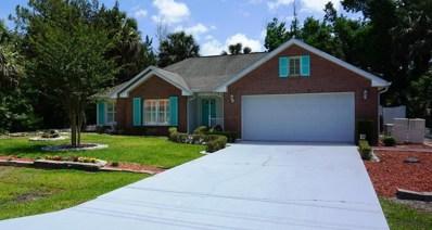 18 Pine Grove Dr, Palm Coast, FL 32164 - #: 247772