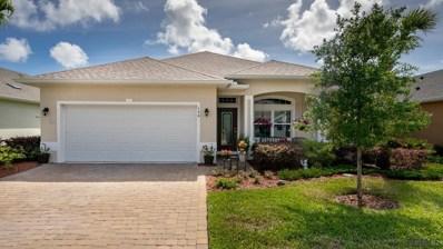 140 Park Place Circle, Palm Coast, FL 32164 - #: 248094