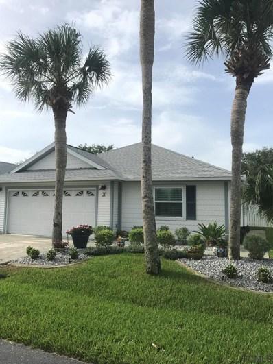 20 Bedford Dr, Palm Coast, FL 32137 - #: 249737