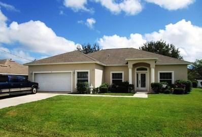8 Lamoyne Lane, Palm Coast, FL 32137 - #: 250054