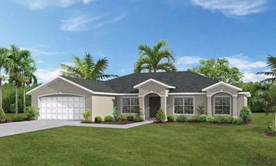 11 Seaman Trail E, Palm Coast, FL 32137 - #: 250587