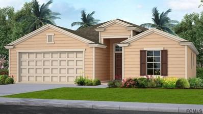 156 S Hummingbird Place, Palm Coast, FL 32164 - #: 250880