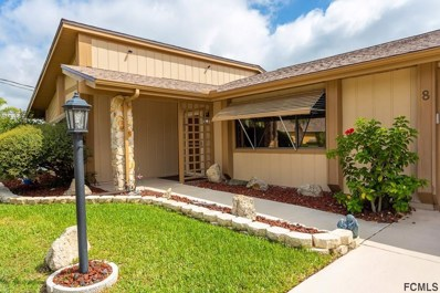 8 Corning Court, Palm Coast, FL 32137 - #: 251124