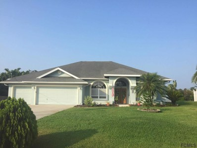 87 Colechester Lane, Palm Coast, FL 32137 - #: 251150