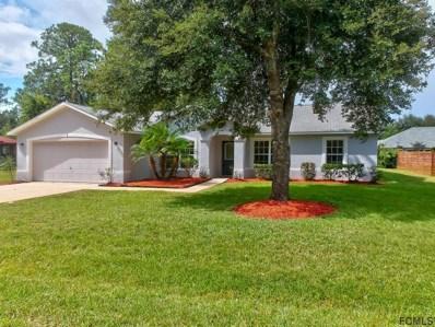 7 Brunett Lane, Palm Coast, FL 32137 - #: 251889