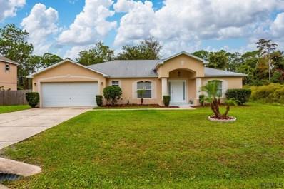 52 Panorama Drive, Palm Coast, FL 32164 - #: 254346