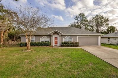 8 Prairie Lane, Palm Coast, FL 32164 - #: 254463