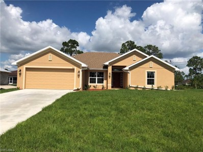 1826 Lodge St, Lehigh Acres, FL 33972 - #: 218066229