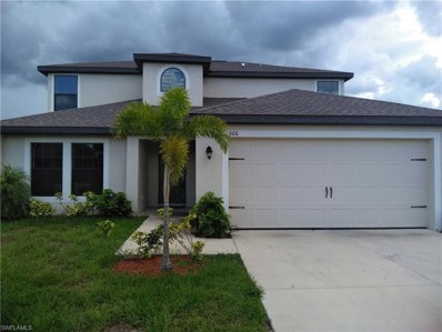 366 Shadow Lakes Dr, Lehigh Acres, FL 33974 - #: 219015421