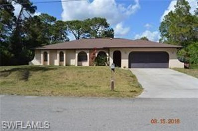 4306 4th Street W, Lehigh Acres, FL 33971 - #: 219021708