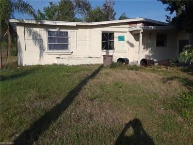 1153 Cherokee Ave, Lehigh Acres, FL 33936 - #: 219026884