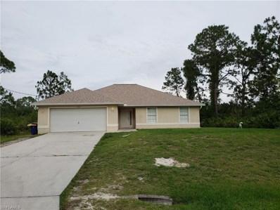 2020 Mcarthur Avenue, Alva, FL 33920 - #: 219035833
