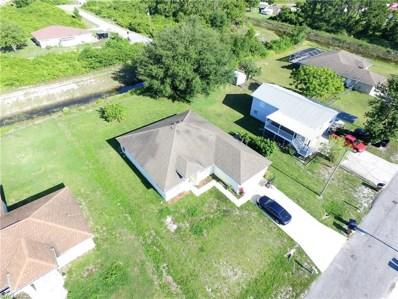 1604 Hazel Ave S, Lehigh Acres, FL 33976 - #: 219037094