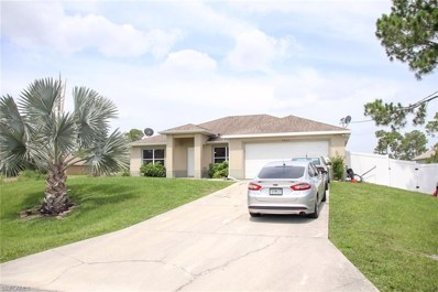 1823 Ridgemoor St, Lehigh Acres, FL 33972 - #: 219042038