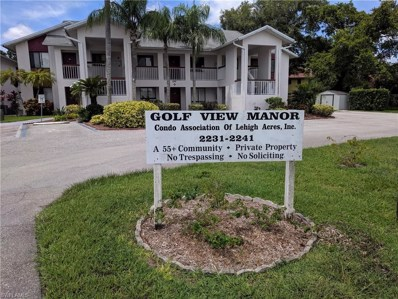 2231 E 5th St UNIT 205, Lehigh Acres, FL 33936 - #: 219043352