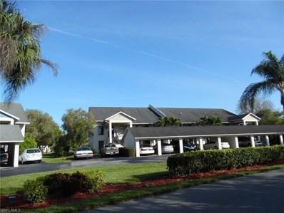 15140 Riverbend Boulevard UNIT 506, North Fort Myers, FL 33917 - #: 219045706