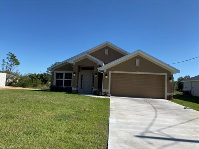 1952 Redmont Avenue, Lehigh Acres, FL 33972 - #: 219046342