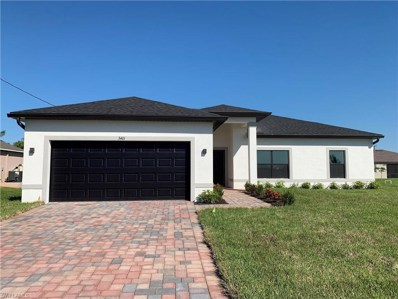 3401 NW 9th Street, Cape Coral, FL 33993 - #: 219054334