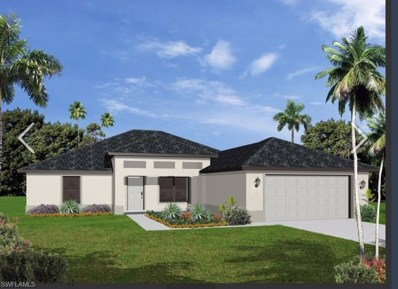606 Henry Avenue, Lehigh Acres, FL 33972 - #: 219054748
