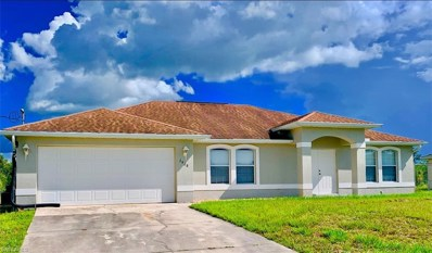 2428 King Avenue N, Lehigh Acres, FL 33971 - #: 219056353