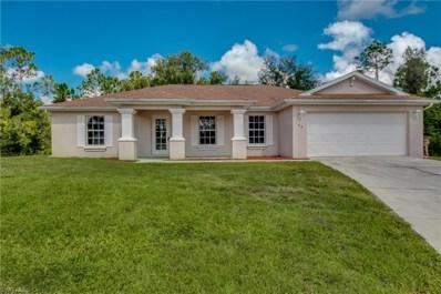 104 Nacelle Court, Lehigh Acres, FL 33974 - #: 219056744