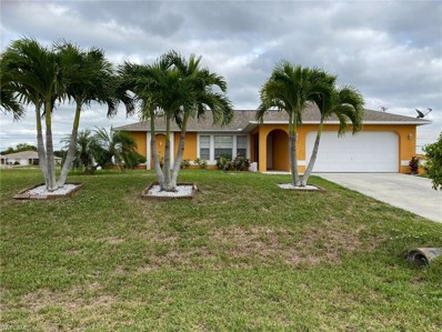 1023 NE 7th Place, Cape Coral, FL 33909 - #: 219073142