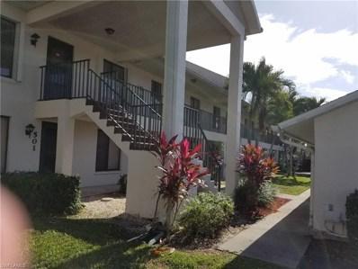 15140 Riverbend Boulevard UNIT 508, North Fort Myers, FL 33917 - #: 219082491