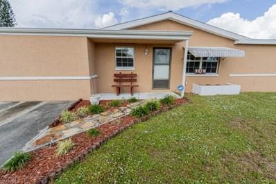 107 Jasmine Road W, Lehigh Acres, FL 33936 - #: 220001259