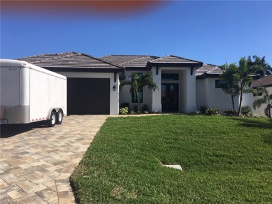 1724 SW 54th Street, Cape Coral, FL 33914 - #: 220002099