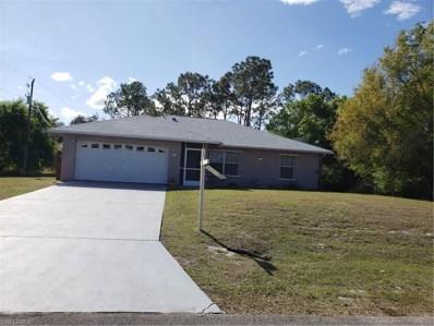 3802 E 19th Street, Lehigh Acres, FL 33972 - #: 220002138