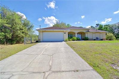 1854 Jacinto Avenue, Lehigh Acres, FL 33972 - #: 220002499