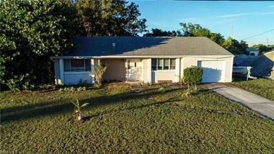 833 SW 40th Terrace, Cape Coral, FL 33914 - #: 220002669