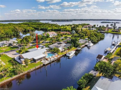 2169 Channel Way, North Fort Myers, FL 33917 - #: 220004719