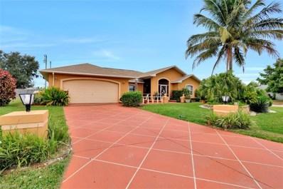 318 NE 17th Place, Cape Coral, FL 33909 - #: 220008573
