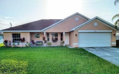 243 David Avenue, Lehigh Acres, FL 33936 - #: 220012908