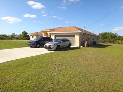 3614 12th Street SW, Lehigh Acres, FL 33976 - #: 220013277